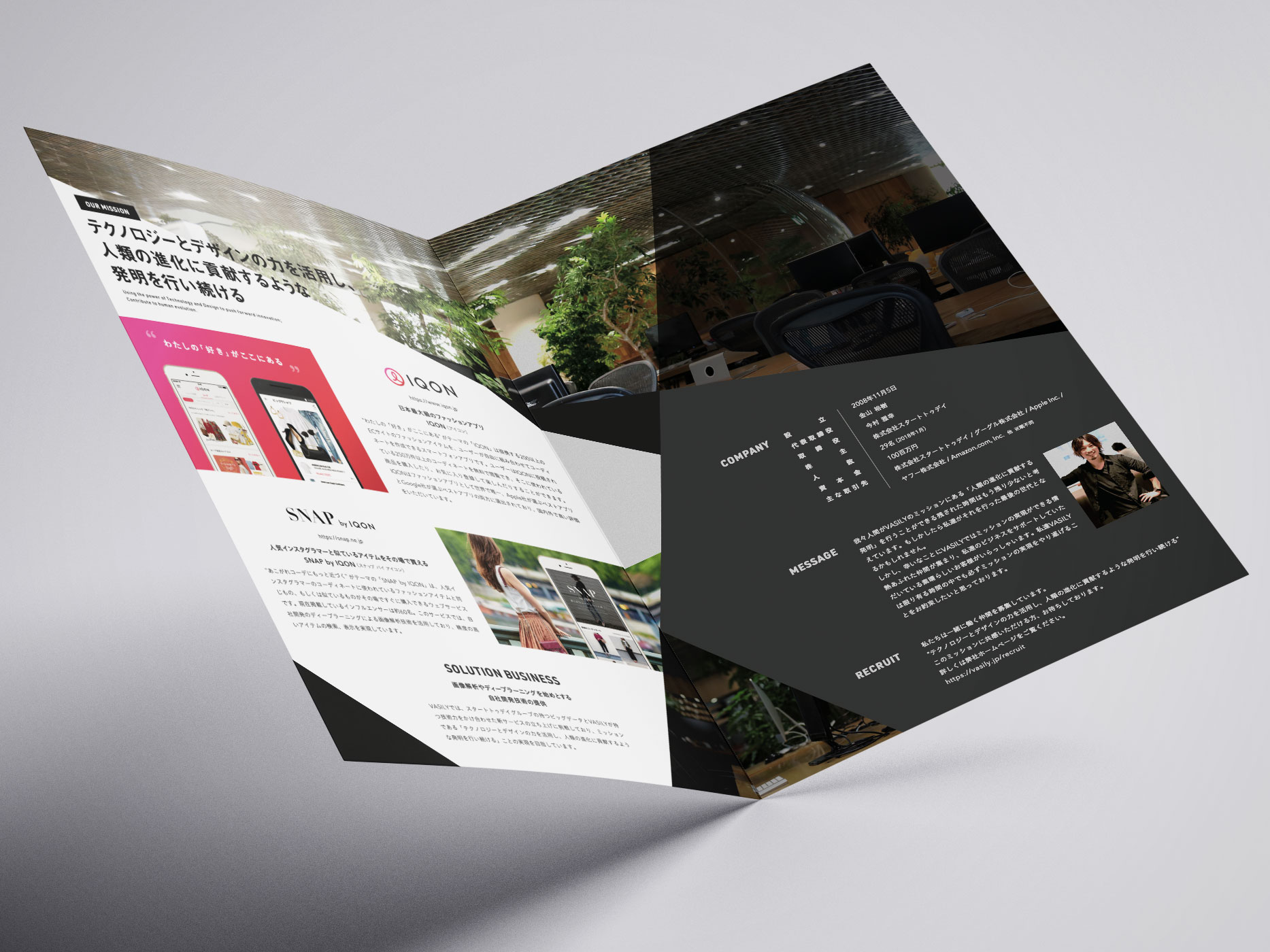 BUSINESS INTRODUCTION CATALOG